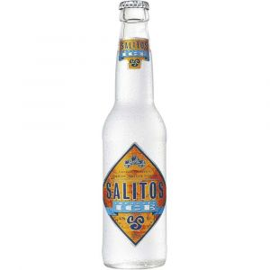 Salitos Imported Ice Fruchtweinhaltiger Cocktail Glasflasche 0,33l