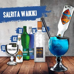 Salitos Salrita Cocktail Paket Waikiki
