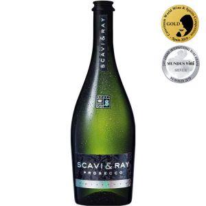 SCAVI & RAY Prosecco Frizzante DOC in 0,75l Glasflasche