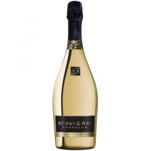 SCAVI & RAY Prosecco Goldflasche Momento D´oro 0,75l Geschenkartikel