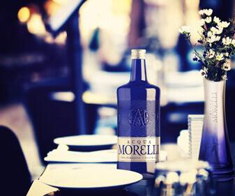 Kategoriebild Acqua Morlli italienisches Mineralwasser