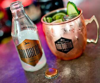 Kategoriebild Goldberg & Sons Moscow Mule Kupferbecher