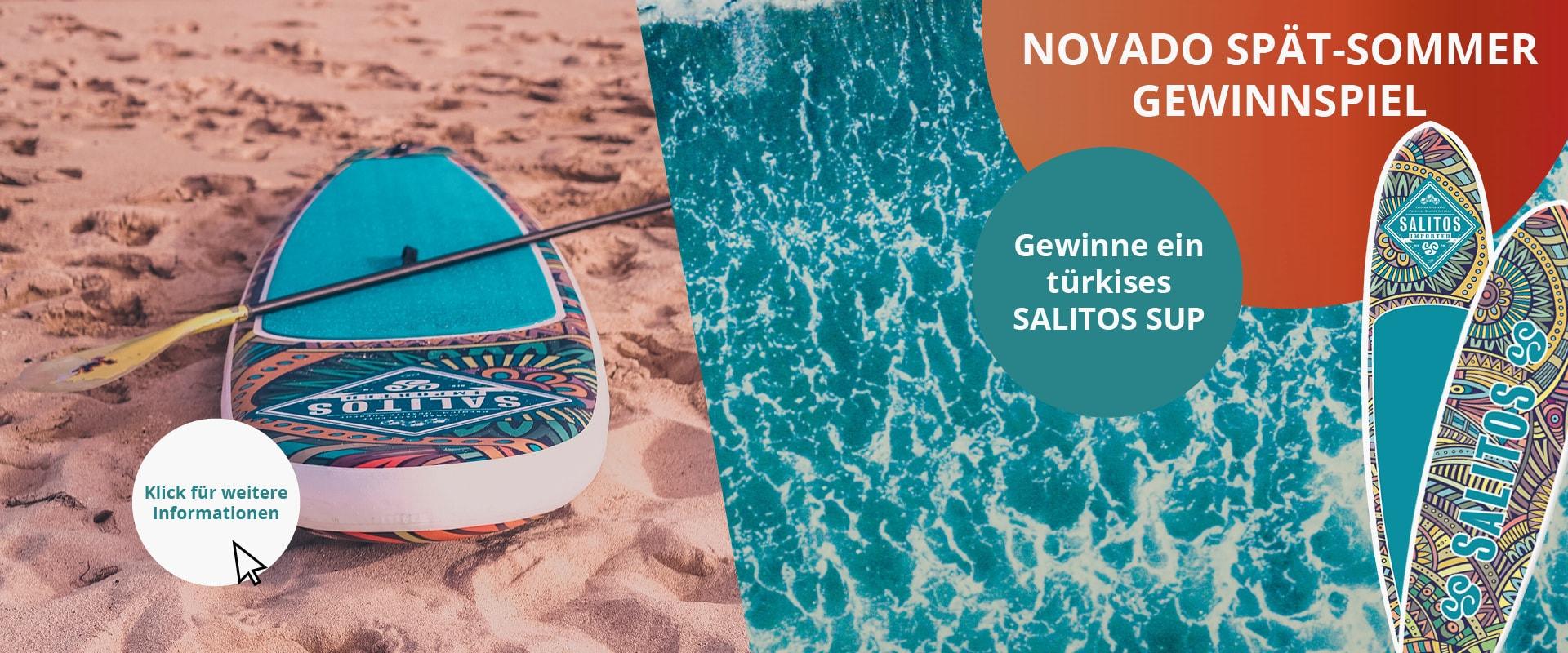 Salitos SUP Stand Up Paddle Board gewinnspiel